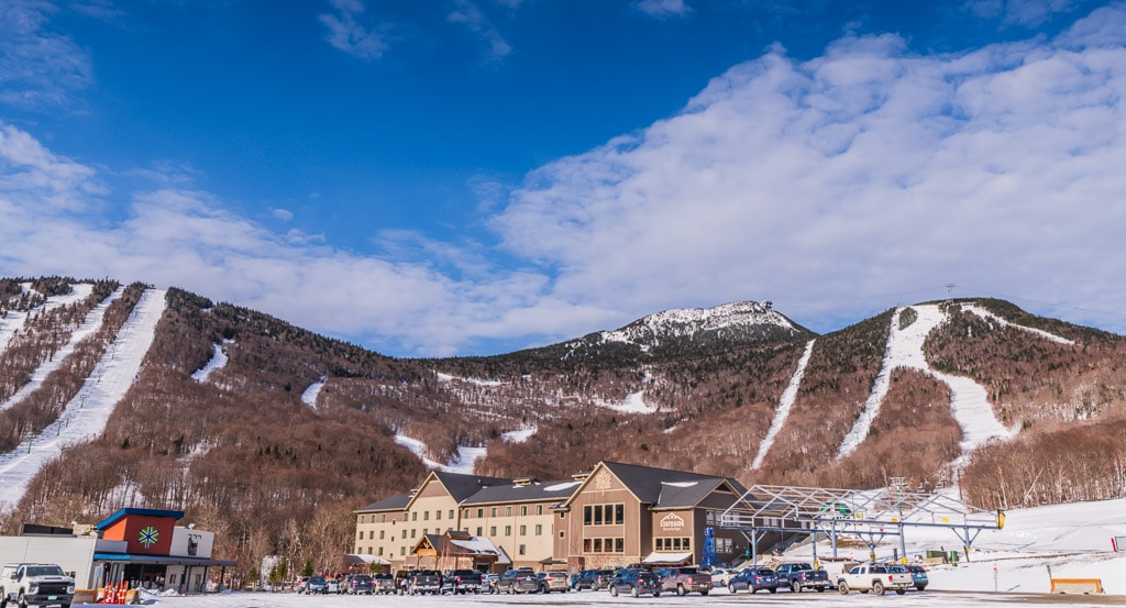 Stateside Hotel & Base Lodge at Jay Peak Ski Resort