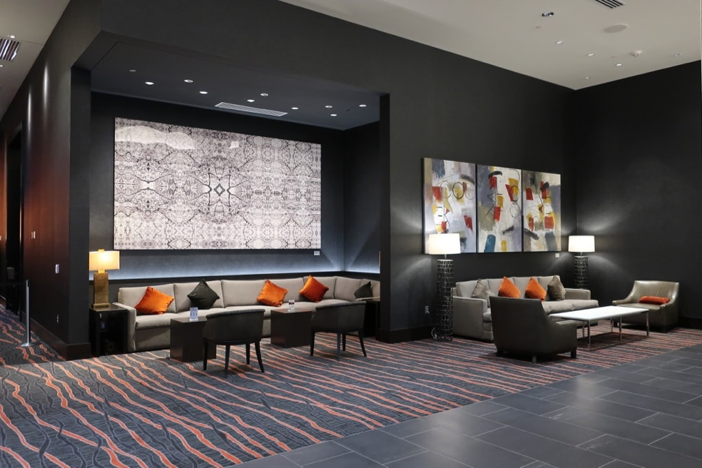 The Hotel at College Park Lobby Seating