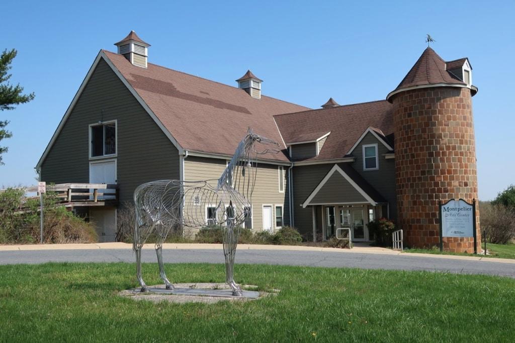 Montpelier Arts Center Laurel MD