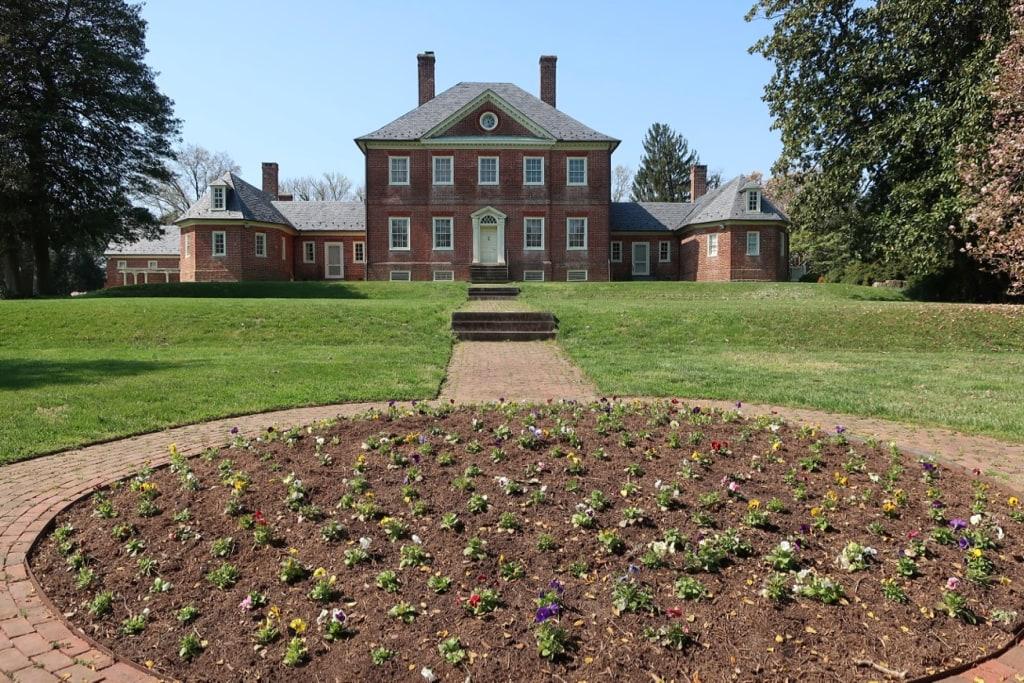 Montpelier Mansion Laurel MD