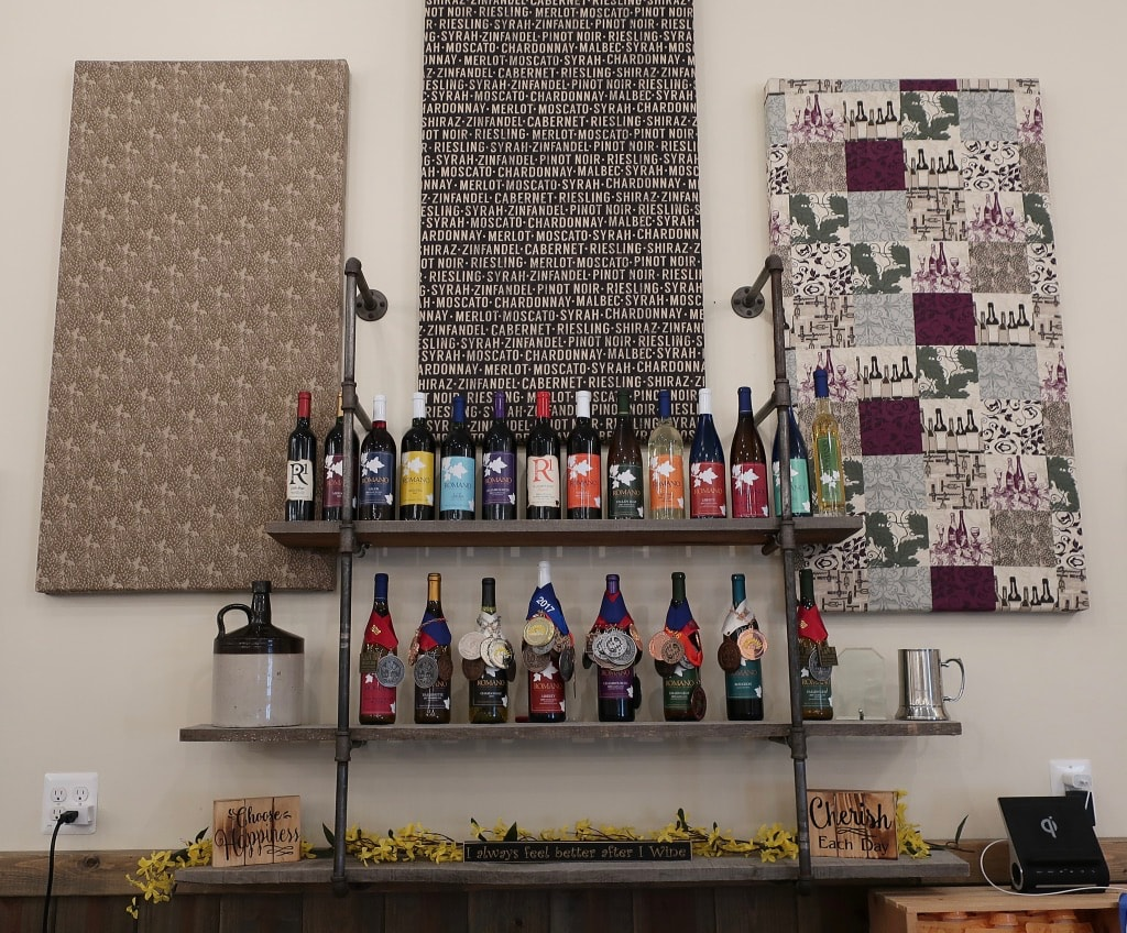 Romano Winery and Vineyards Brandywine MD