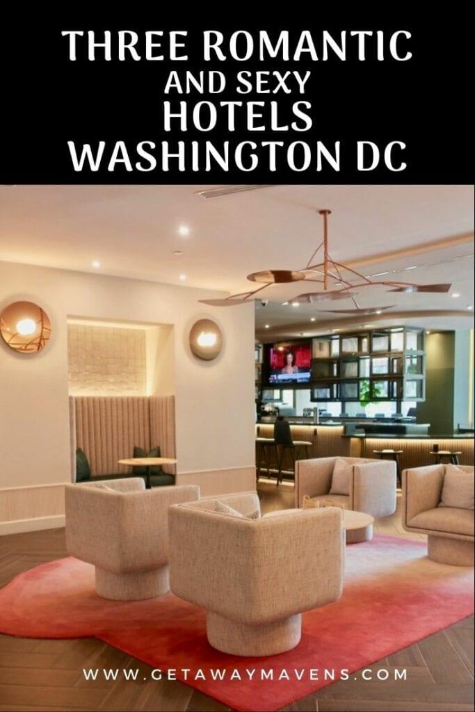 Romantic Hotels in Washington DC