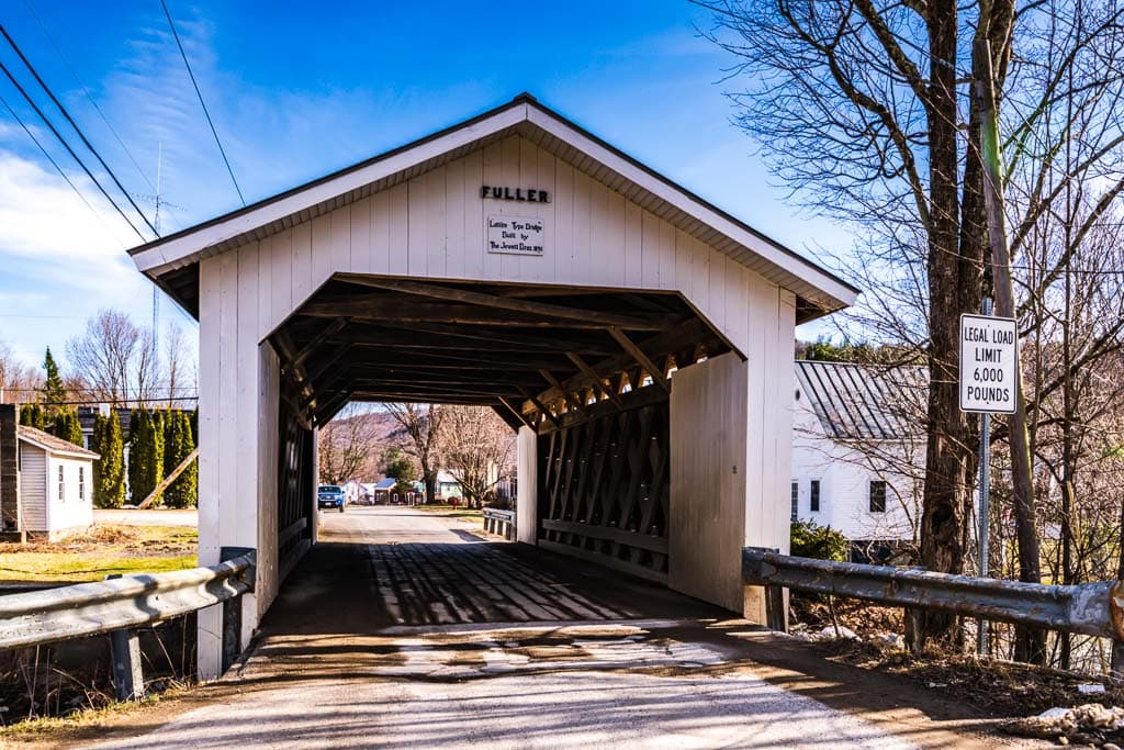 Fuller Covered Bridge