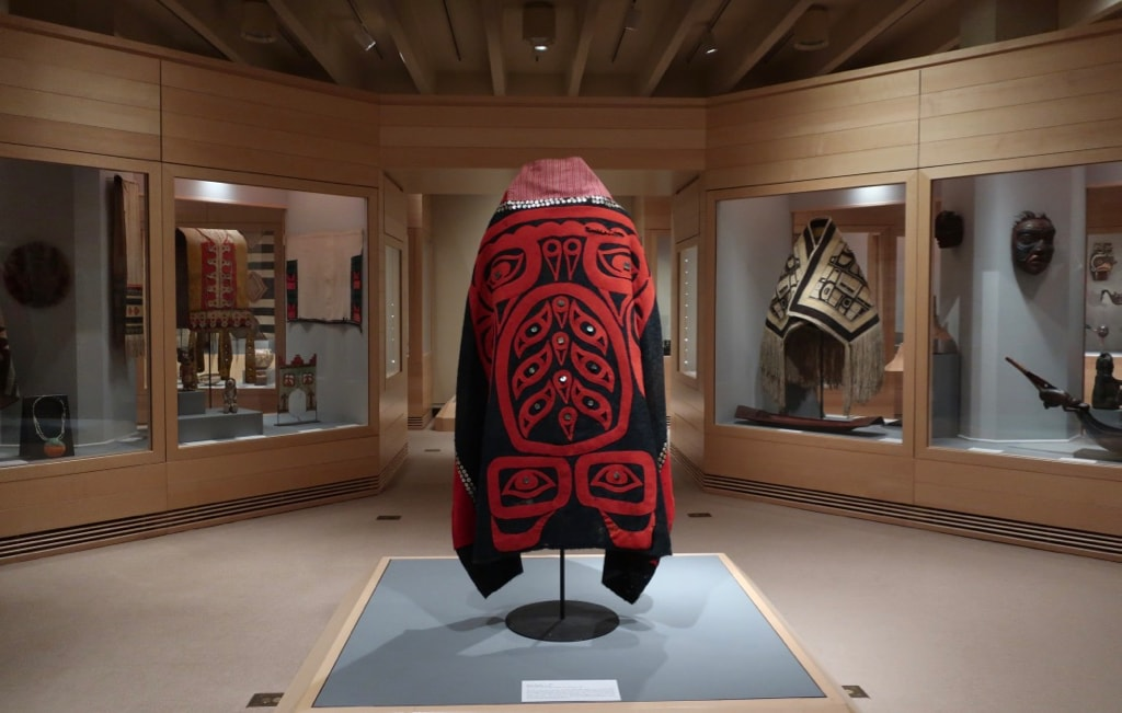 Thaw Collection Native American Cape Fenimore Art Museum Cooperstown