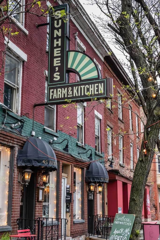 Sunhees Farm and Kitchen Troy NY