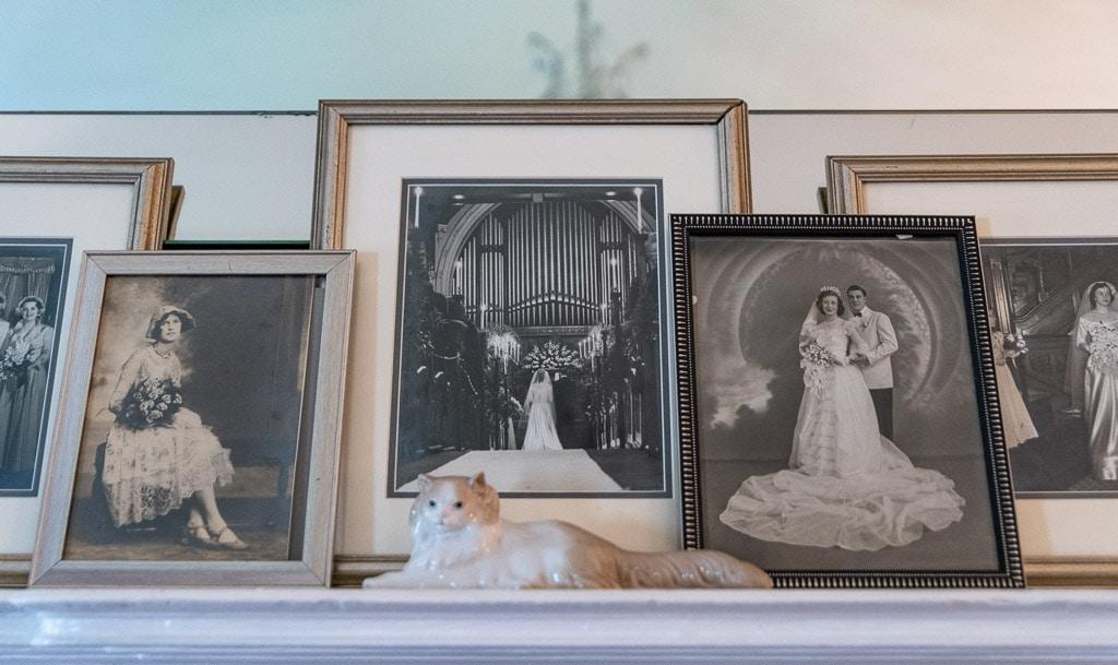 Hughes parents wedding photos Gardner Farm Inn Troy