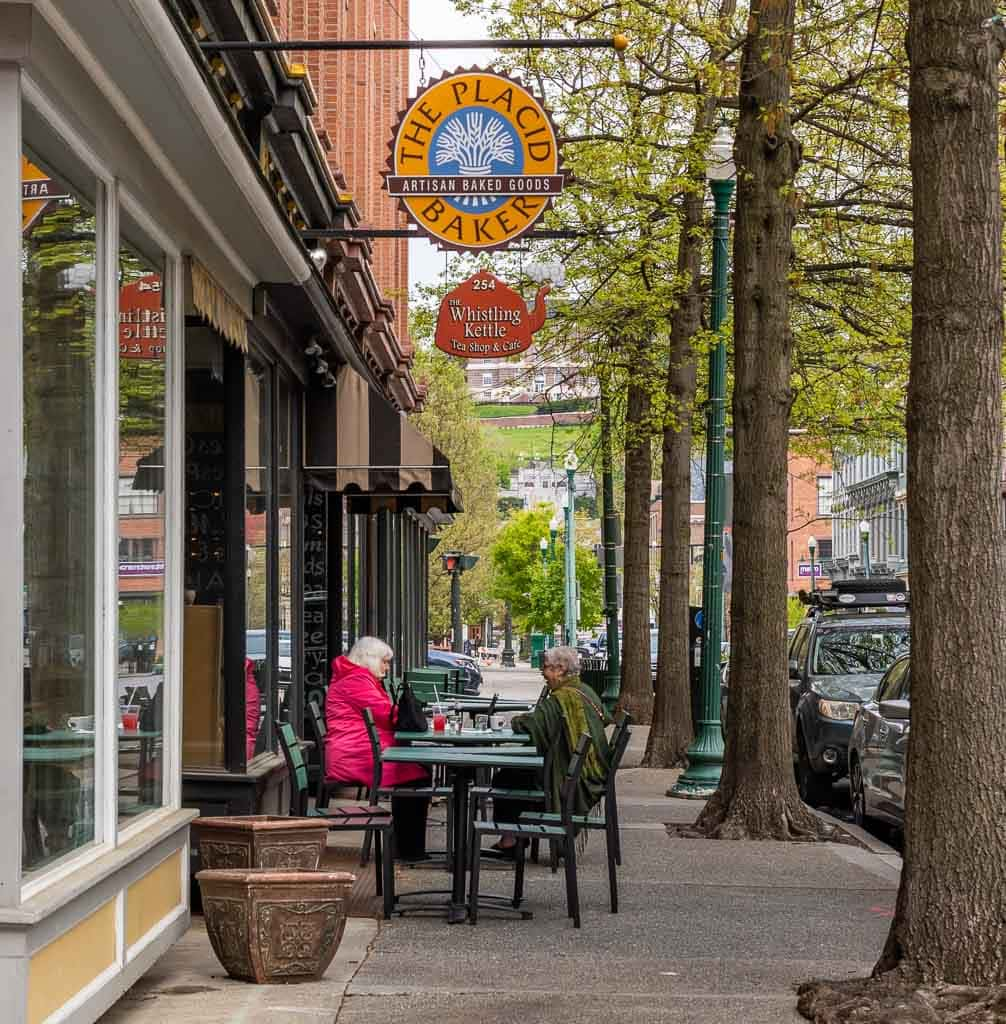 Street view of Whistling Kettle Troy NY