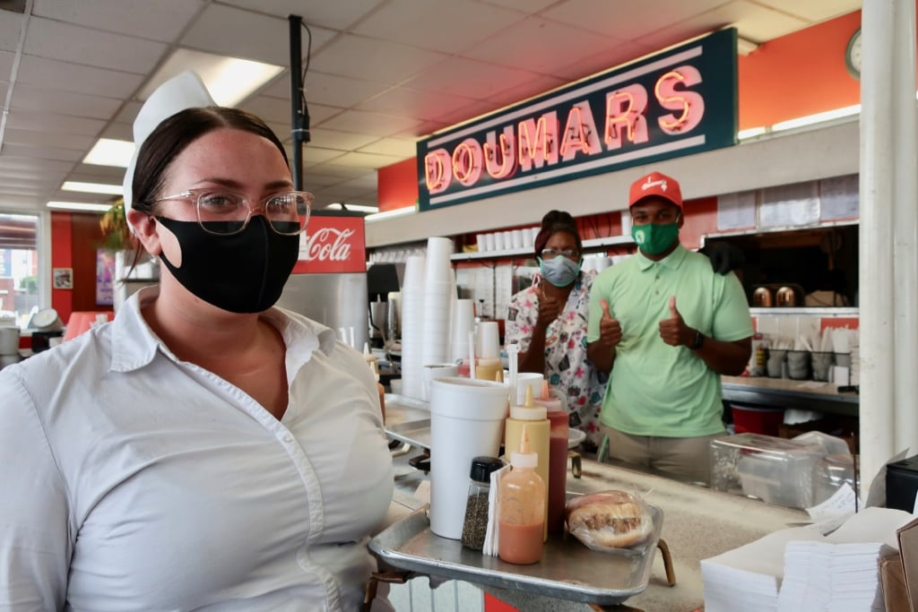 Dumars Cones and BBQ Car service Norfolk VA