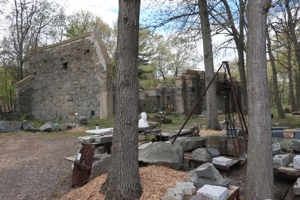 Quincy Granite Quarry Museum MA