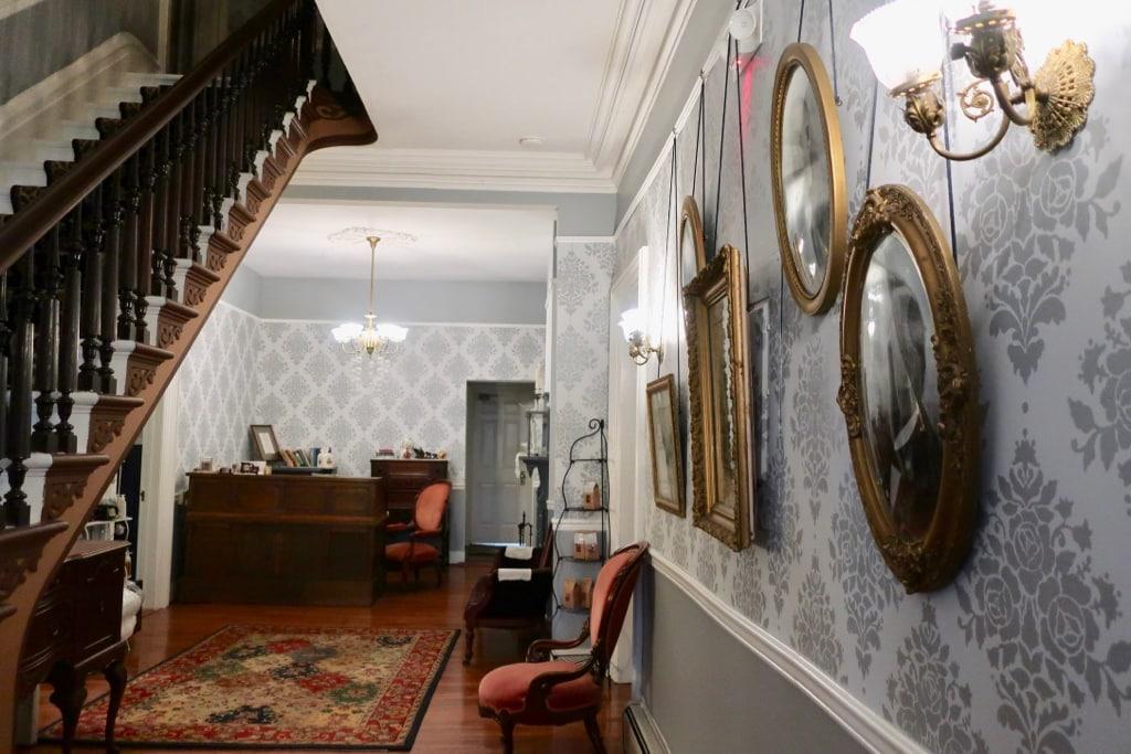 Reception Hall Rosemont Inn Utica NY