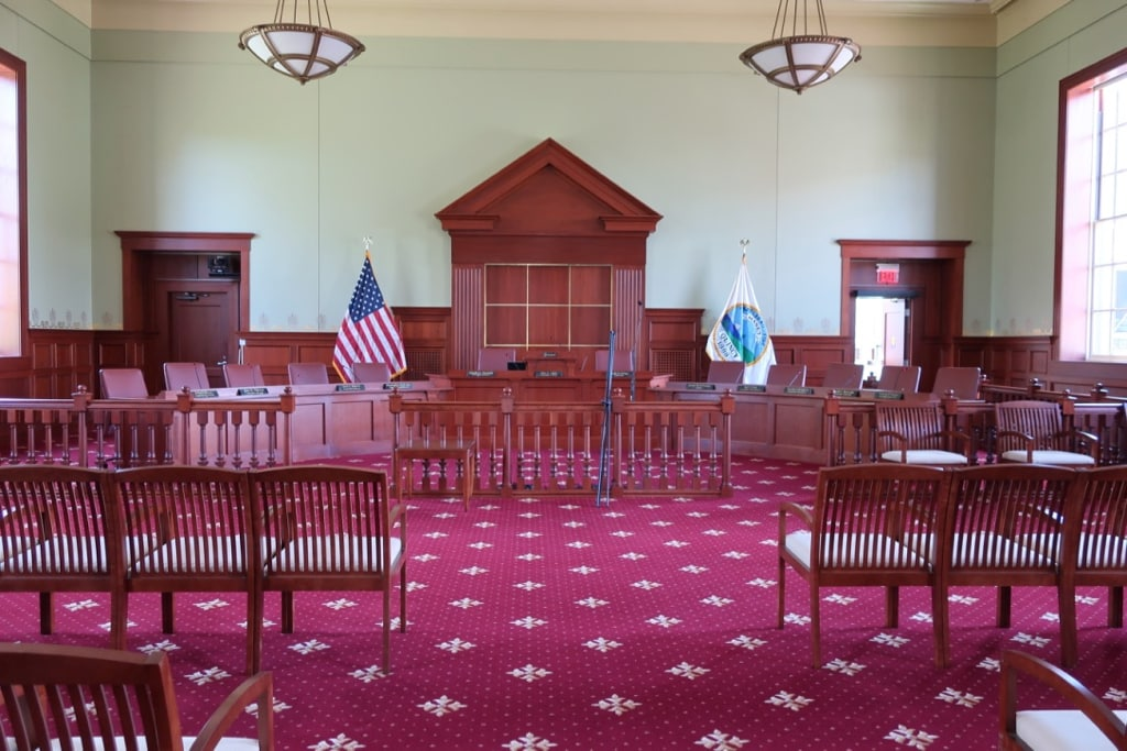 Renovated Quincy City Hall MA