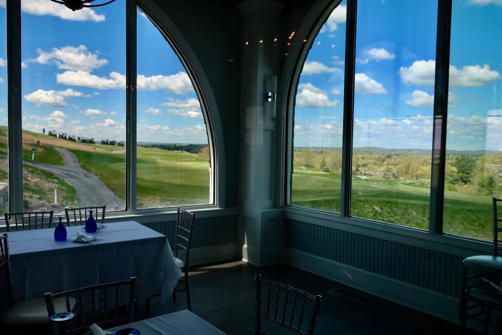 Tavern at Granite Links view Quincy MA