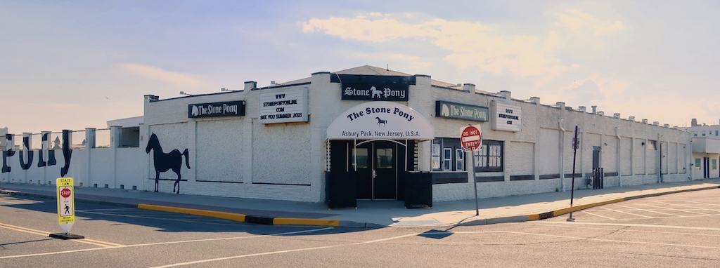 The Stone Pony Club - where Springsteen launched his career