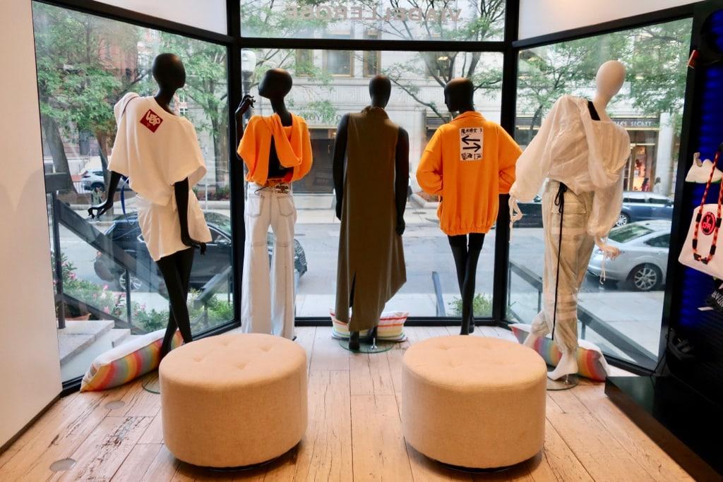 Viadellerose Italian designer clothing Boston MA