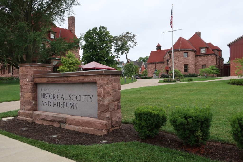 Erie County Historical Society Museums PA
