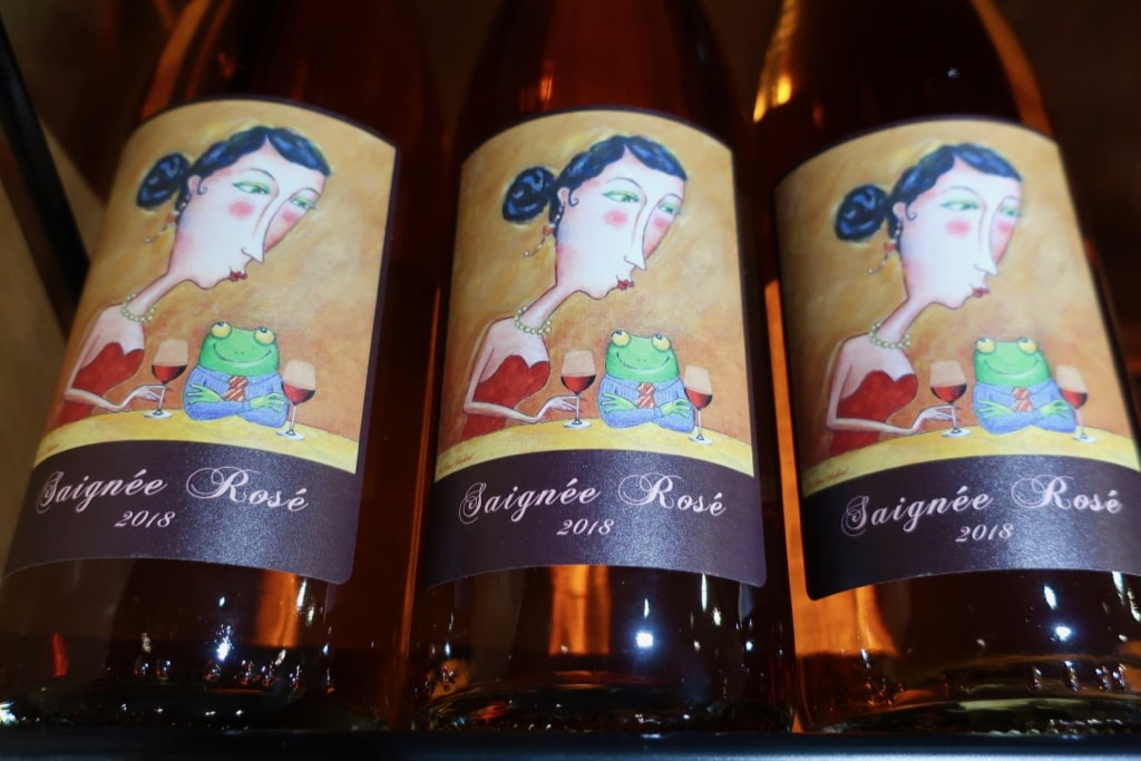 Greendance Winery Rose