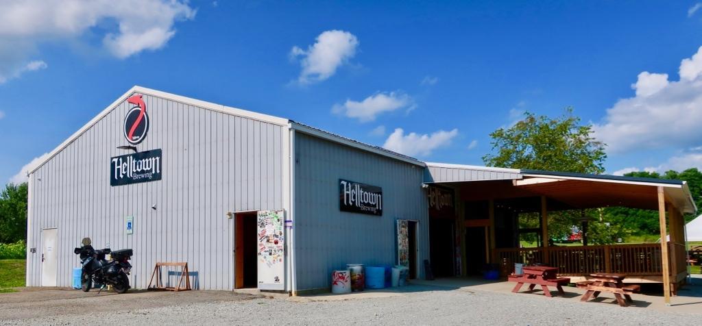 Helltown Brewery Mt Pleasant PA