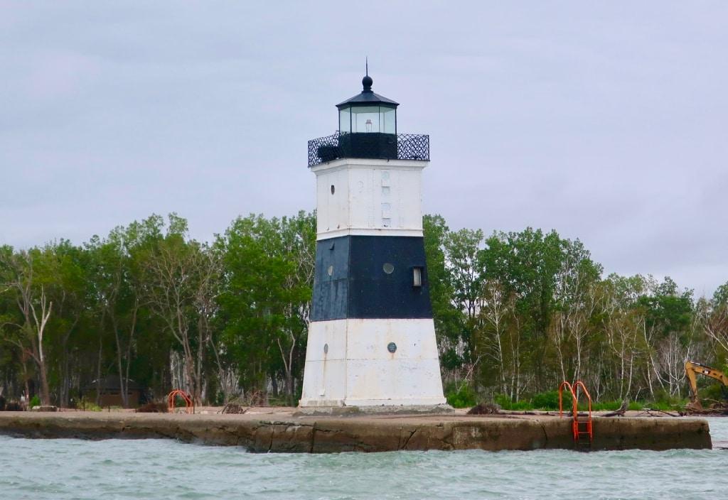 North Pier Light Erie PA