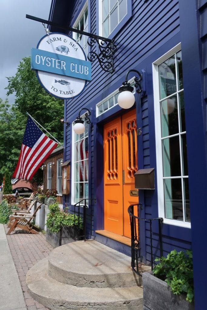 Oyster Club Mystic CT