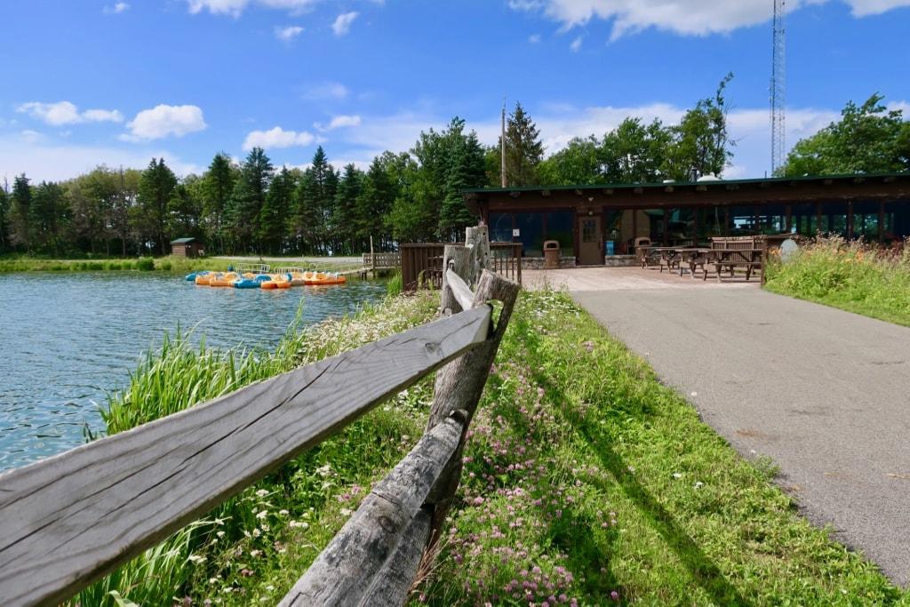 Swim, Paddleboads, SUPs at Seven Springs Mtn Resort PA