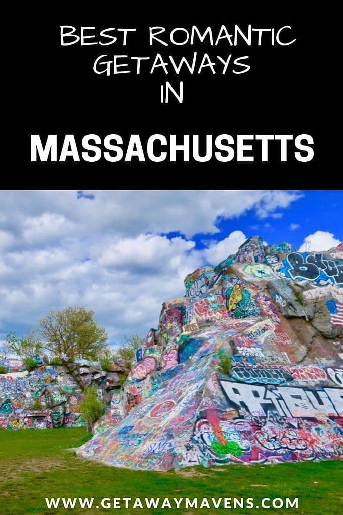 Best Romantic Massachusetts Getaways pin