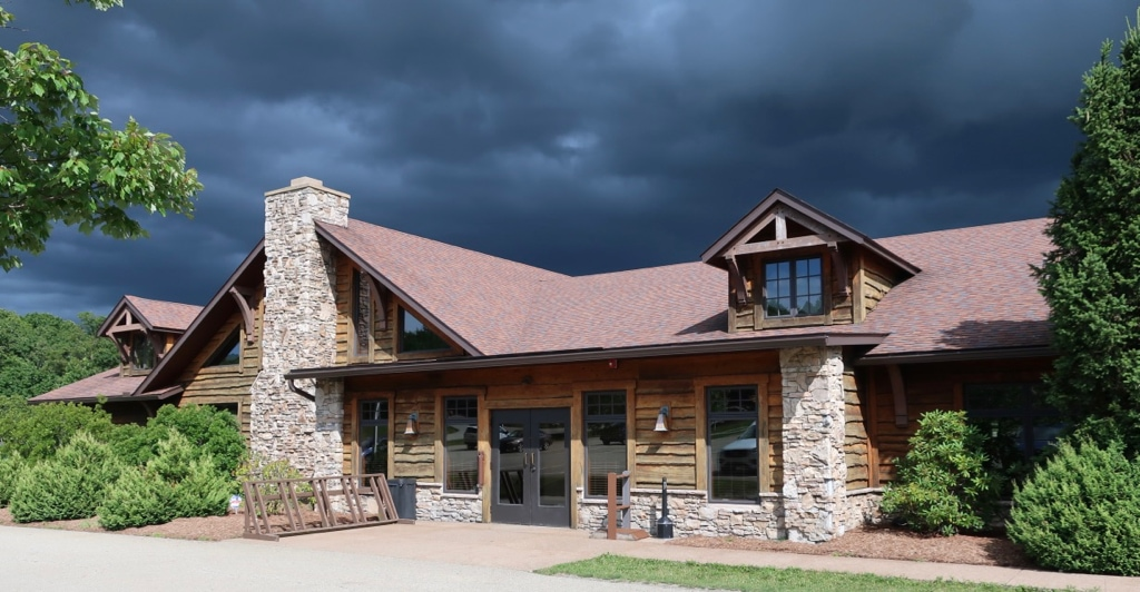 Sporting Clay Center at Seven Springs Mountain Resort in Laurel Highlands PA