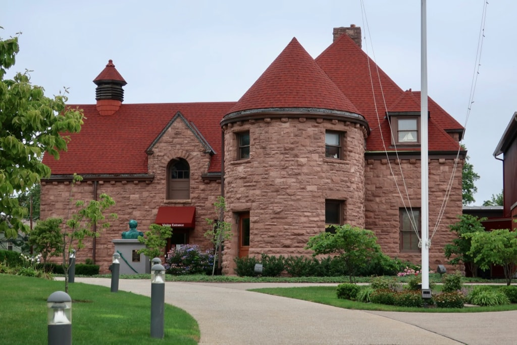 Erie County Museums Visitors Center PA