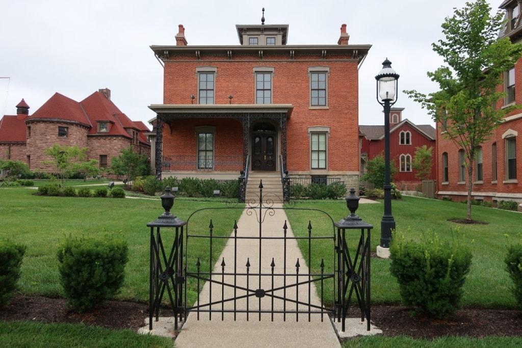 Wood-Morrison Mansion Erie PA