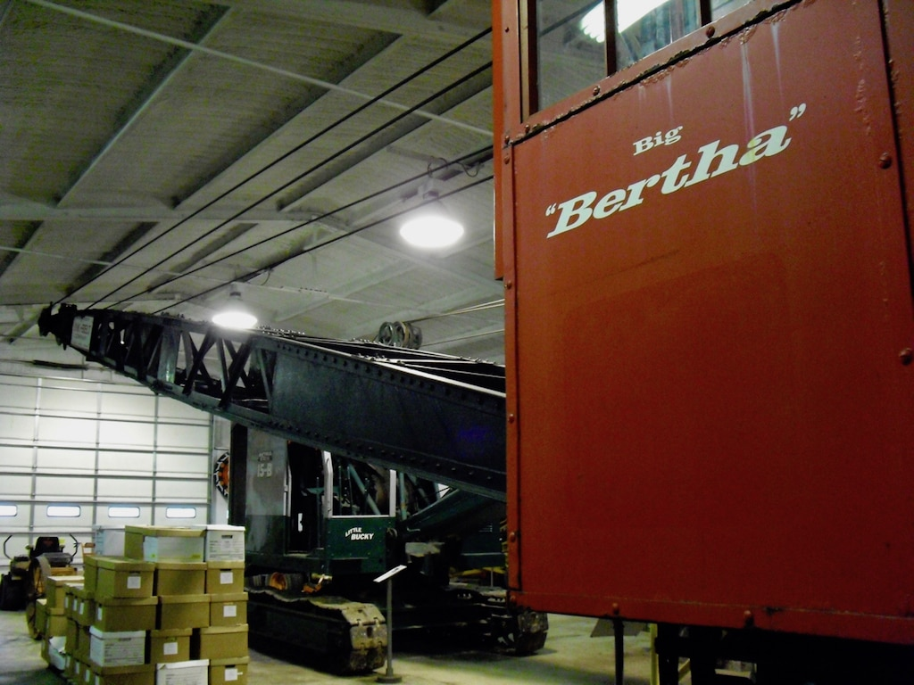 Big Bertha Crawler Crane Bowling Green OH