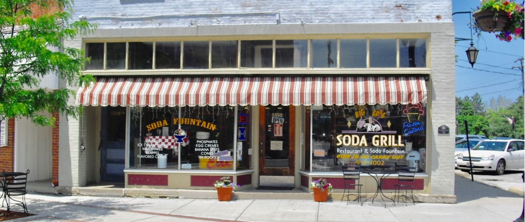 Big Eds Soda Grill Vermilion OH