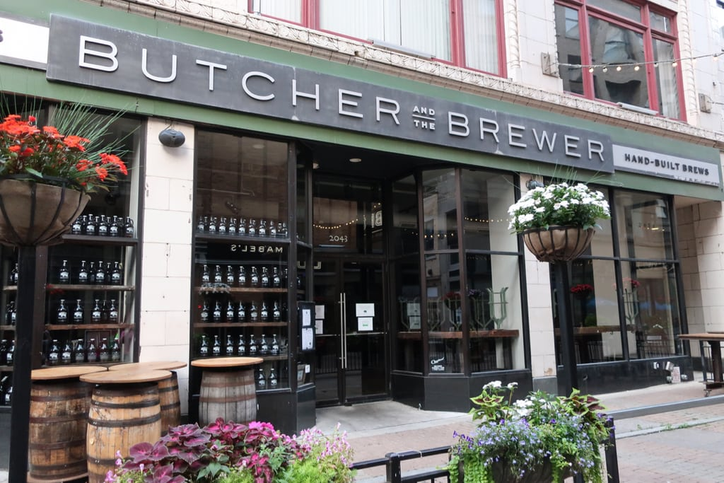 Butcher and the Brewer Cleveland OH