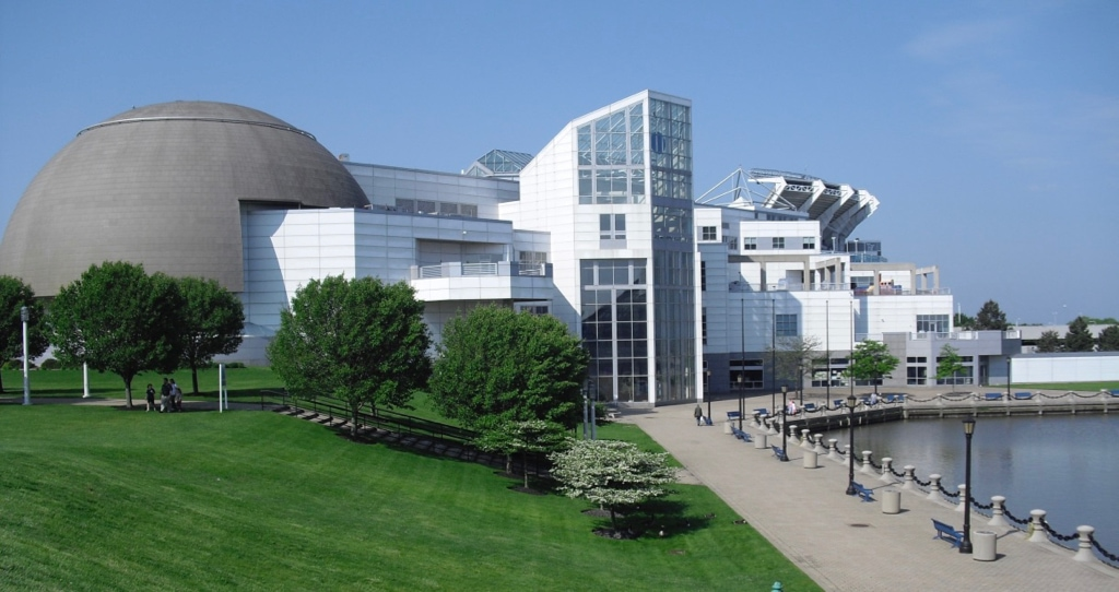 Great Lakes Science Center Cleveland OH