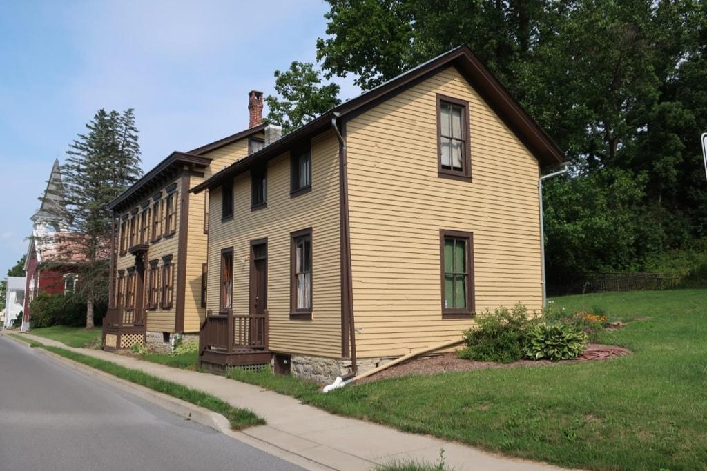 Heiss home Mifflinburg PA