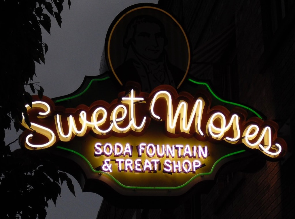 Sweet Moses Soda Fountain and Treat Shop Cleveland OH
