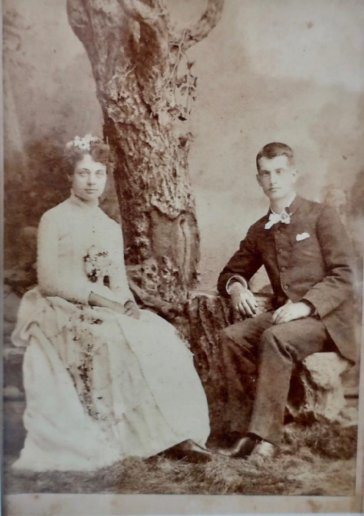 William and Anna Heiss Mifflinburg PA