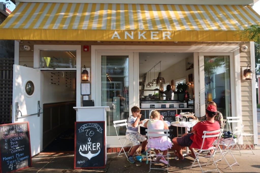 Anker restaurant Greenport NY