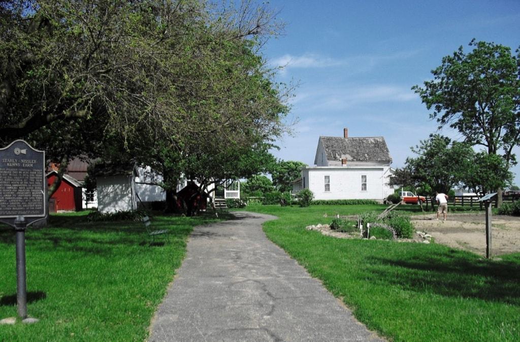 The Barns at Nappanee Amish Acres