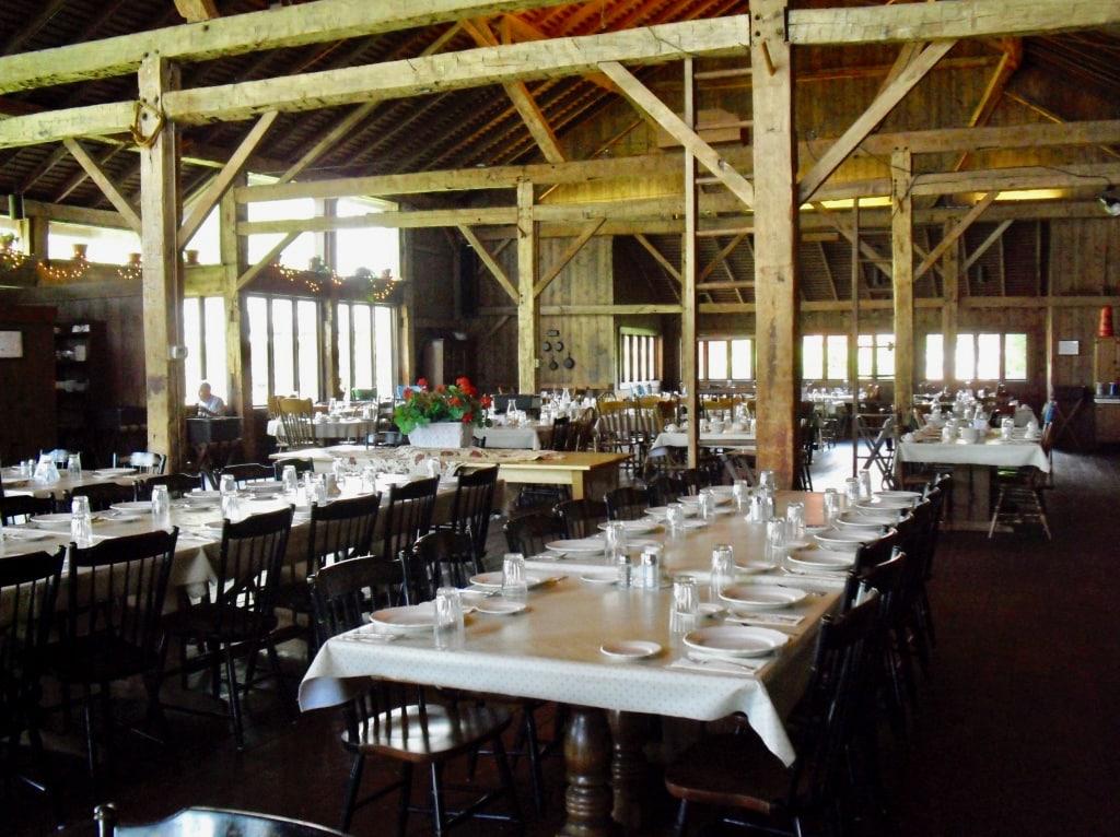 Barns FarmTable Restaurant in Nappanee IN