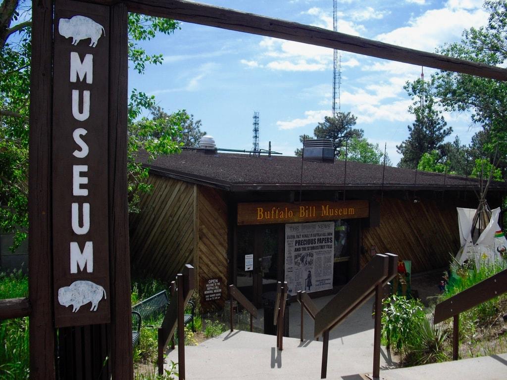 Buffalo Bill Museum and Gravesite Golden CO