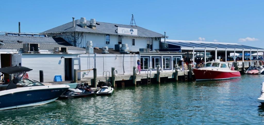 Claudio's Greenport on the waterfront NY