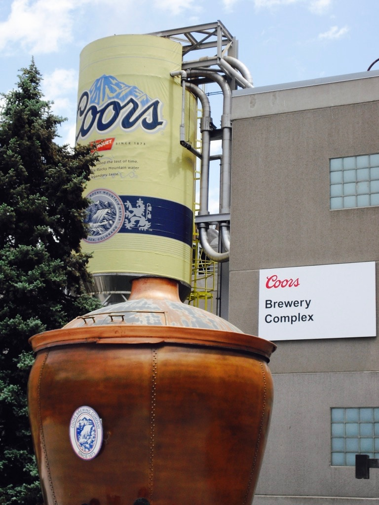Coors Brewing Golden CO