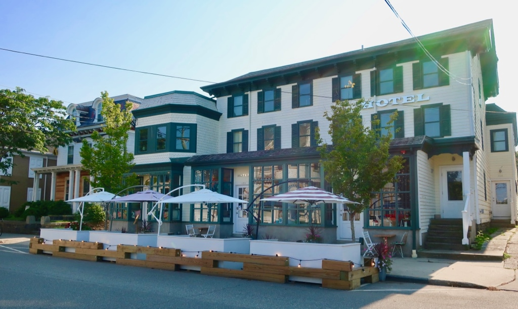 The Gallery boutique hotel Greenport NY