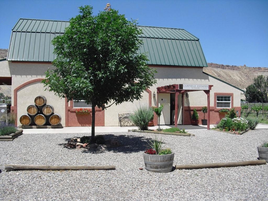 Garfield Estates Winery Palisade CO