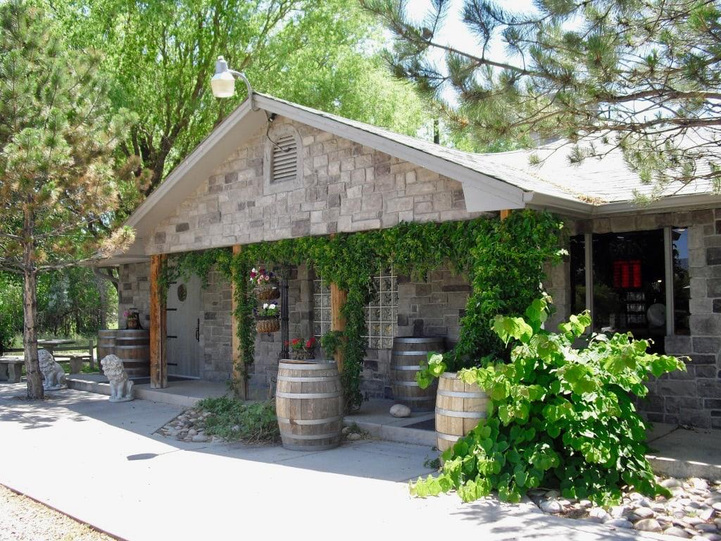 Graystone Tasting Room Palisade CO