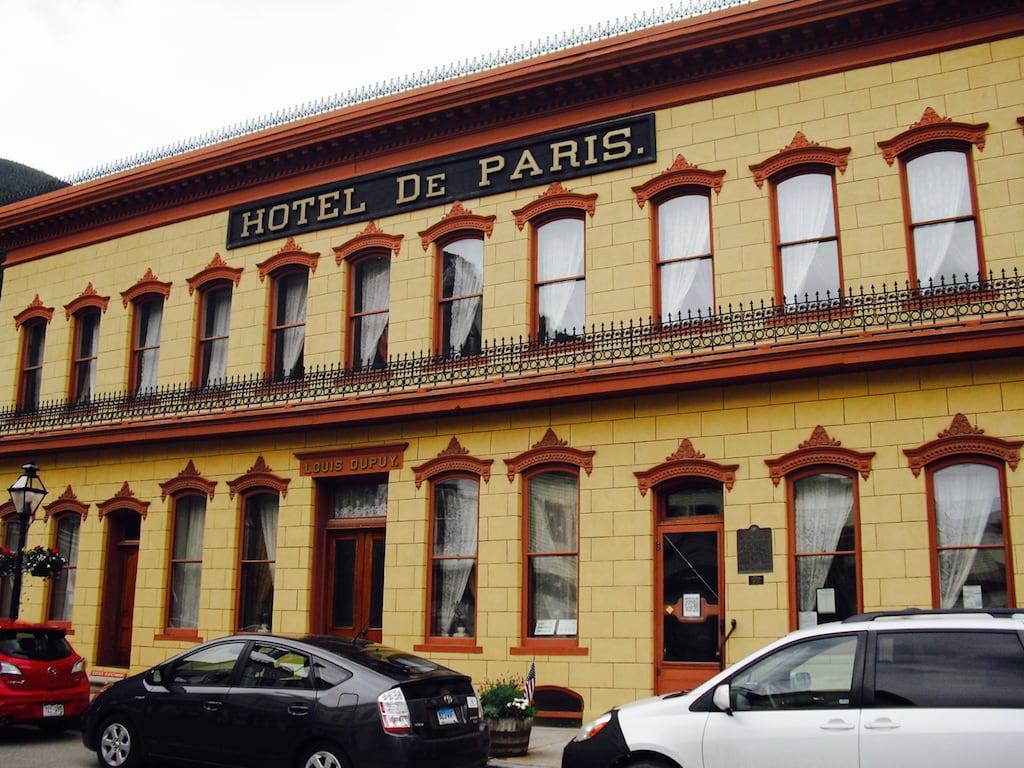 Historic Hotel De Paris Georgetown CO