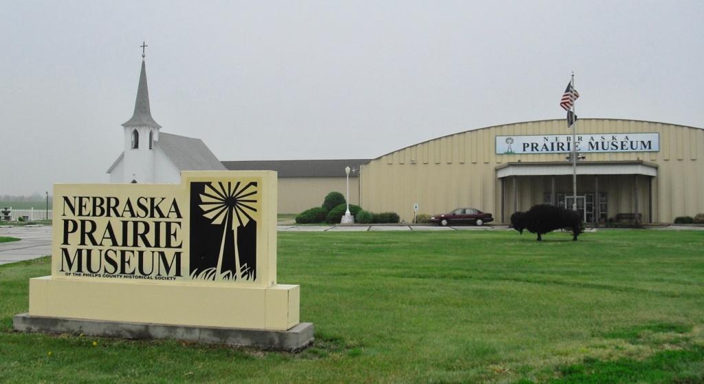 Nebraska Prairie Museum Holdredge NE