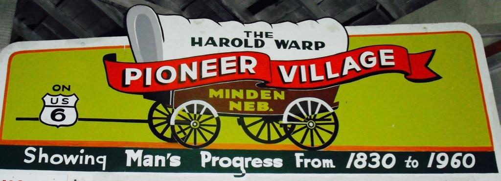Harold Warp Pioneer Village Minden Nebraska