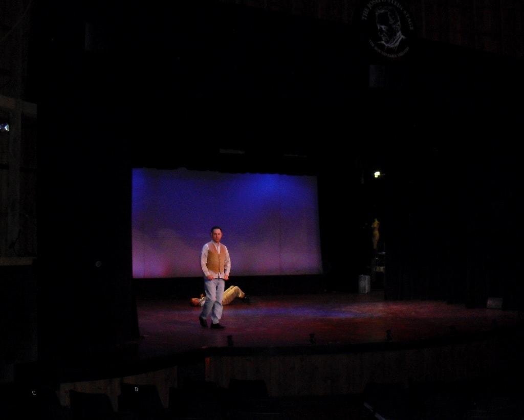 Round Barn Theater Nappanee IN