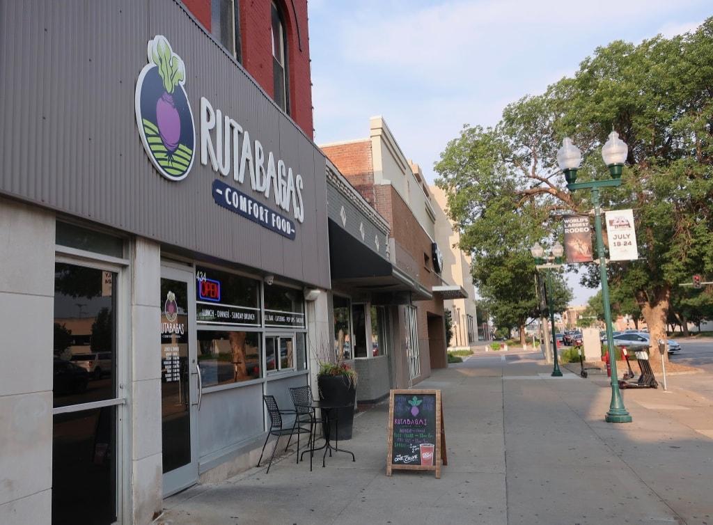 Rutabagas Restaurant Lincoln NE