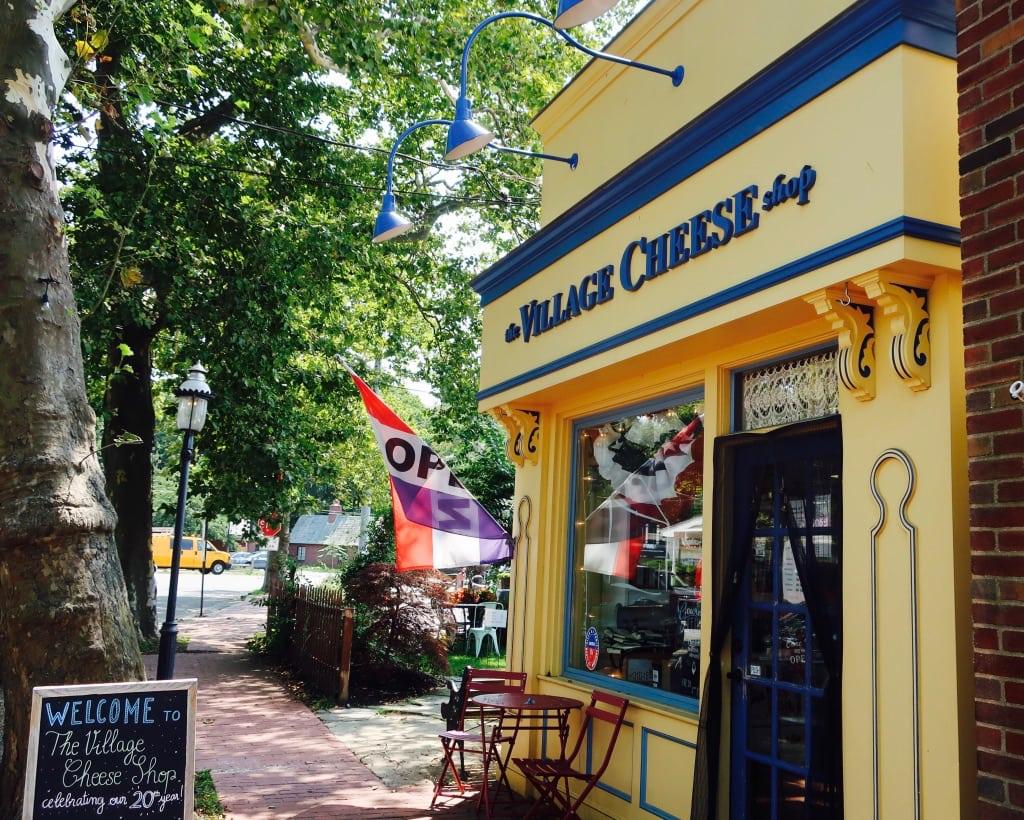 Village Cheese Shop on Love Lane Mattituck NY